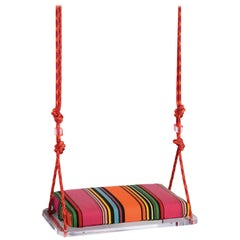 Pick-Me-Up Swing, Single Seat in Sunbrella