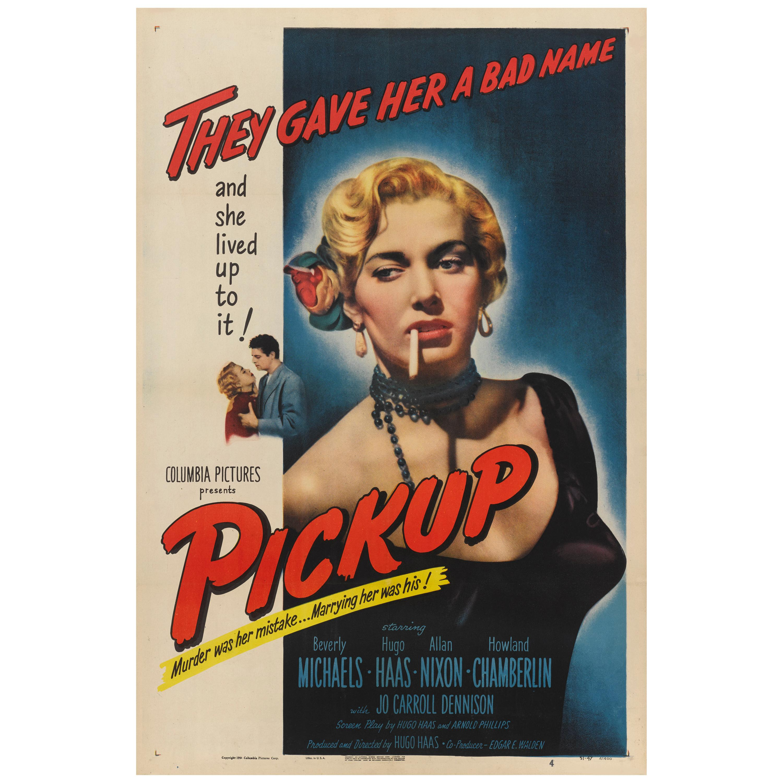 """Pickup"" Film Poster"