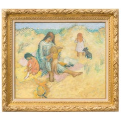 """""""Picnic in the Dunes"""" by Jean Young"""