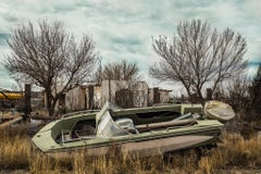 Pico Garcez, Dry Ship Photograph in Marfa Texas