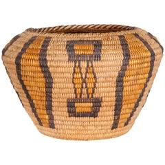 Pictorial Panamint Basket