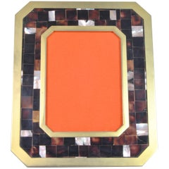 Picture Frame, Design Sandro Petti for Metallarte Production, Italy, 1970