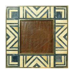 Picture Frame in Art Deco Style