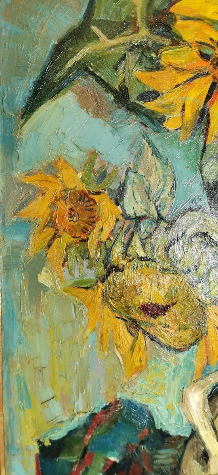 20th Century Oil on Canvas