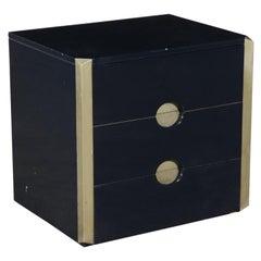 Piece of Furniture, Wood and Metal, Luigi Caccia Dominoni, 1970s