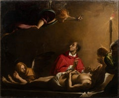 The Lamentation Of The Death Of Christ, 17th Century
