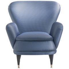 Piera Armchair in Electric Blue