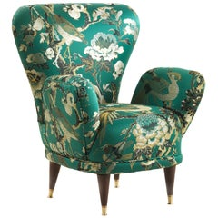 Pierina Armchair in Fabric