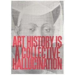 Piero Della Francesca Art History Is A Collective Hallucination Vintage Poster