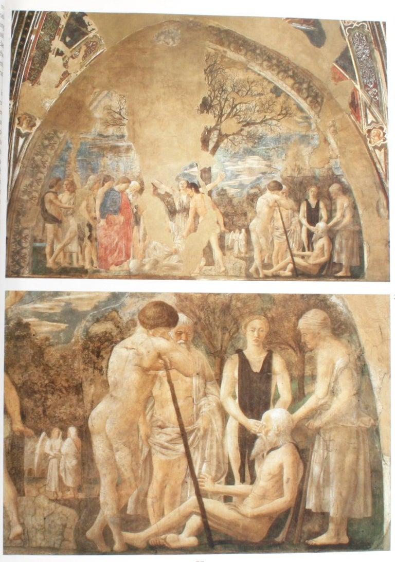 Paper Piero Della Francesca by Alessandro Angelini For Sale