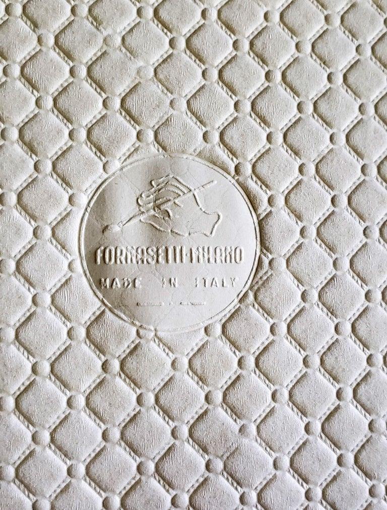 Piero Fornasetti Fleming Joffe Porcelain Recipe Plate, Elephant Ear Soup For Sale 2