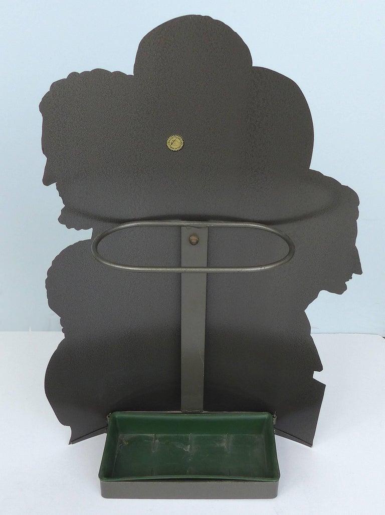 Piero Fornasetti Teste Antiche Umbrella Stand, circa 1950s