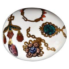 Piero Fornasetti Jewelry Paperweight, 1950s-1960s