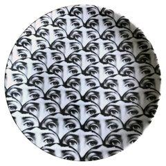 Piero Fornasetti Porcelain Tema e Variazioni No. 224, 1970s-1980s
