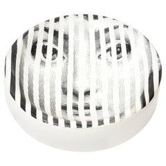 Piero Fornasetti Tema Porcelain Bowl Vintage