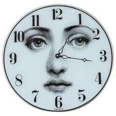 Piero Fornasetti Wall Clock