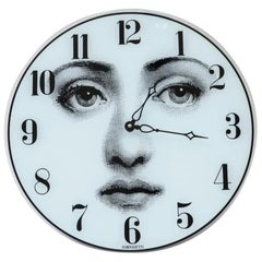 Piero Fornasetti Wall Clock