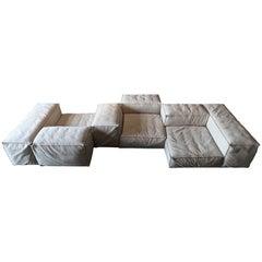 "Piero Lissoni ""Extra Soft"" Modular Sofa for Living Divani, circa 2008"