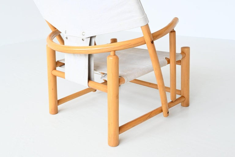 Piero Palange and Werther Toffoloni G23 Hoop Chair Germa, Italy, 1972 3