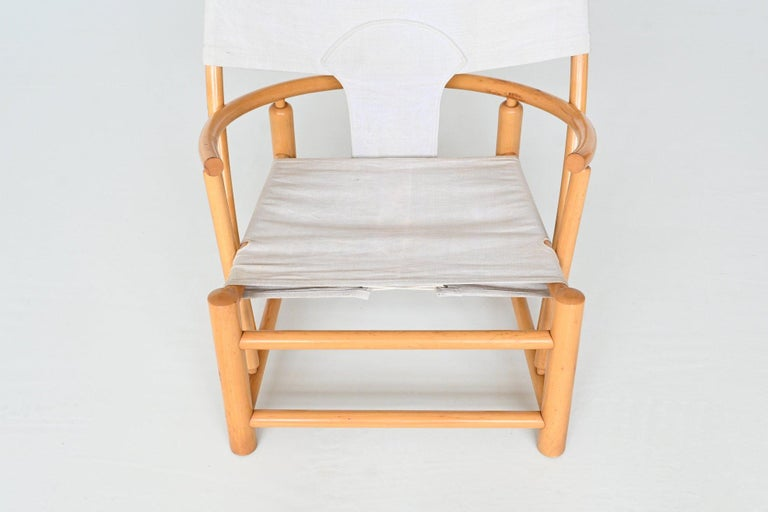 Piero Palange and Werther Toffoloni G23 Hoop Chair Germa, Italy, 1972 1