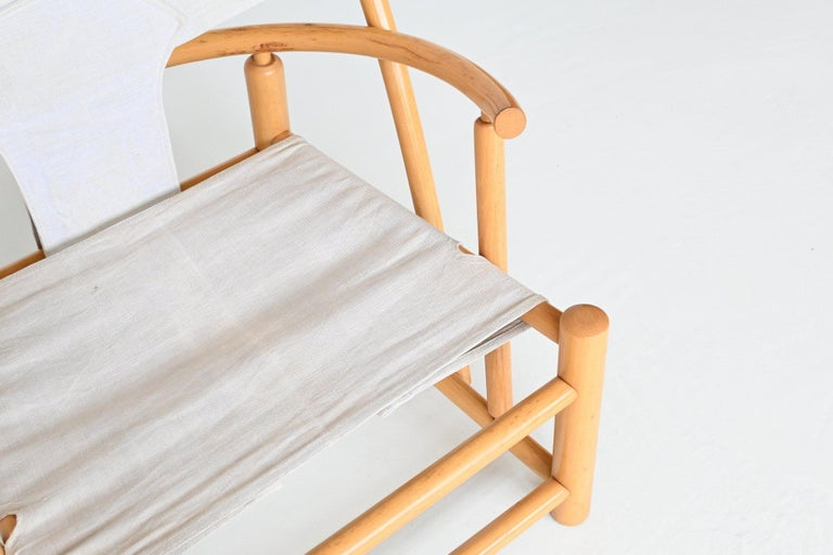 Piero Palange and Werther Toffoloni G23 Hoop Chair Germa, Italy, 1972 2