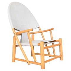 Piero Palange and Werther Toffoloni G23 Hoop Chair Germa, Italy, 1972