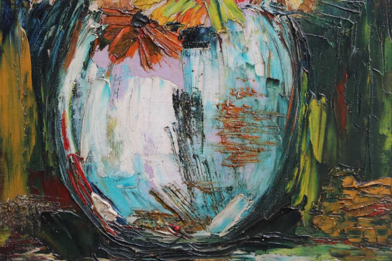 Still Life with Flowers of the Field For Sale 8