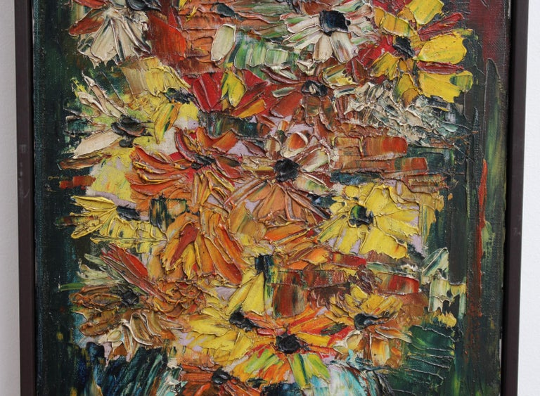 Still Life with Flowers of the Field For Sale 9