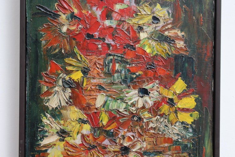 Still Life with Flowers of the Field For Sale 10