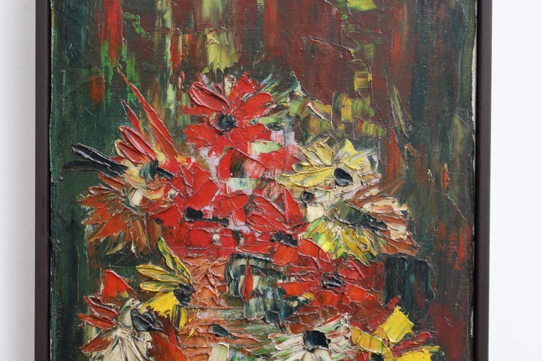 Still Life with Flowers of the Field For Sale 1
