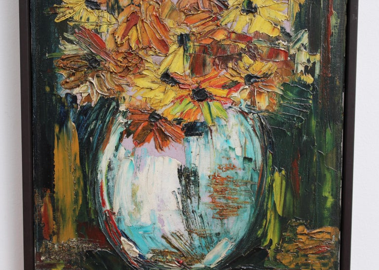 Still Life with Flowers of the Field For Sale 4
