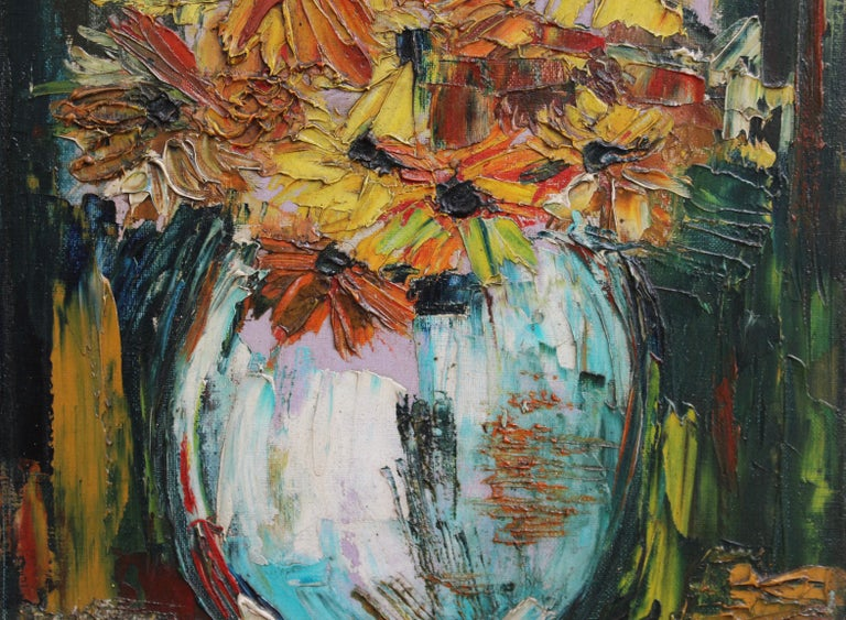 Still Life with Flowers of the Field For Sale 5