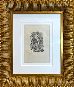 Pierre-Auguste Renoir **  Femme Au Cep De Vigne ** Nude Woman With Vine
