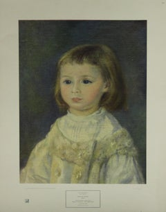 Child In White (Detail)-Poster. New York Graphic Society.
