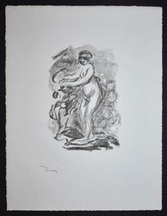 Femme au Cep de Vigne (Woman by the Grape Vine), 1st variant