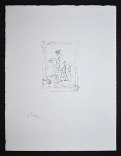 Femme au Cep de Vigne (Woman by the Grape Vine), 2nd variant
