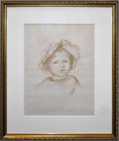 Pierre Renoir, de face