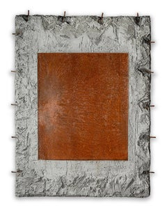 Still Steel (Abstract painting)