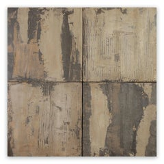 4 carrés (Abstract Painting)