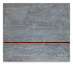 Deep horizon (Abstract Painting)