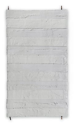 White stripes (Abstract painting)