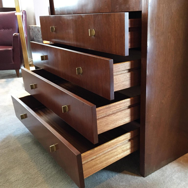 Pierre Balmain Secretaire with Flap, France 1980 In Excellent Condition For Sale In Milan, IT
