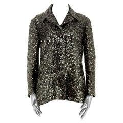 Pierre Balmain Sequin Jacket 1970s