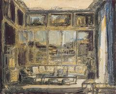 Living Room of Tony Duquette, 1354 Dawnridge Drive, Los Angeles