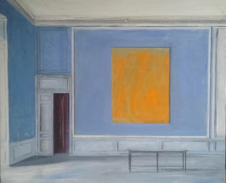 <i>Lonely Table,</i> 2018, by Pierre Bergian, offered by Octavia Art Gallery