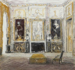 Salon of Robert Zellinger de Balkany, Hôtel de Feuquières, 62 Rue de Varenne