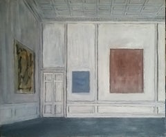 Three Paintings in the Museum