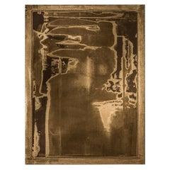 Pierre Bonnefille Bronze Painting 54