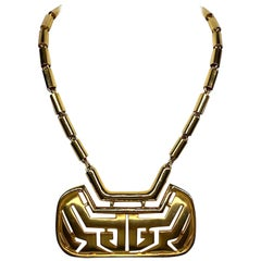 Pierre Cardin 1970/80s Pendant Necklace