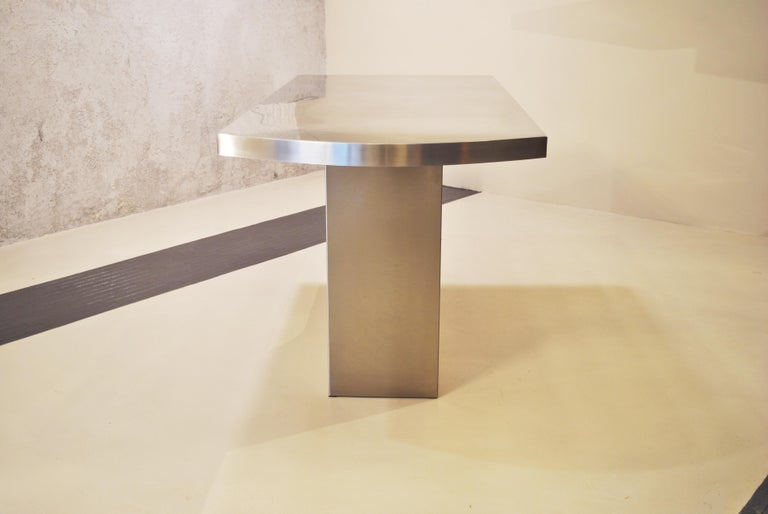 Mid-Century Modern Pierre Cardin after Sculpture Table 1971  For Sale